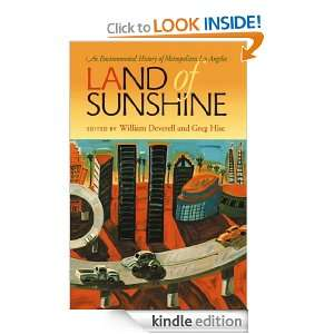 Land of Sunshine: An Environmental History of Metropolitan Los Angeles