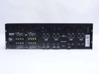CTS 8200 200 WPC 70V 4 OHMS 8 CHANNEL AUDIO POWER AMP AMPLIFIER
