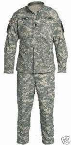 ACU Digi Camo BDU Uniform Set   NEW SHIRT + PANTS SET