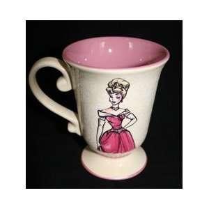 Disney Designer Princess Collectible Mug Sleeping Beauty