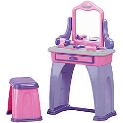 American Plastic Toys My Very Own Vanity Play Set  Overstock