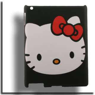 Case for Apple iPAD 2 Hello Kitty Cover Skin Rubberized