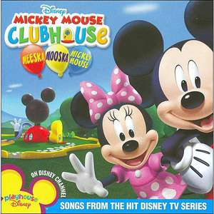 Meeska Mooska Mickey Mouse, Walt Disney Records Childrens Music