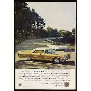 Sedan deVille & 64 Convertible Print Ad (7679) Home & Kitchen