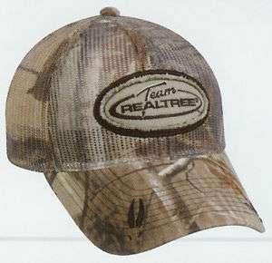 Hunting Realtree APHD Camo w/ Deer + Turkey Tracks Hat