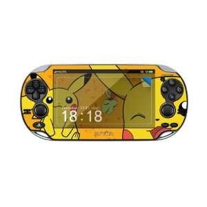 POKEMON Pikachu Decorative Protector Skin Decal Sticker
