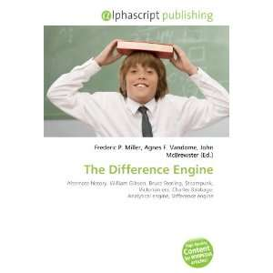The Difference Engine (9786134210829) Books