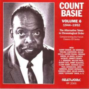 The Alternative Takes, Vol. 6 1944 1952 Count Basie Music