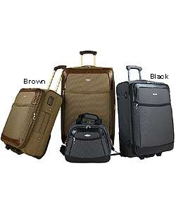 Olympia Marco Polo 4 piece Luggage Collection