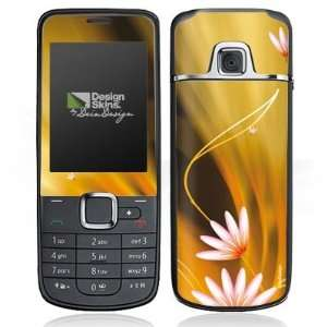 Design Skins for Nokia 2710   Flower Blur Design Folie