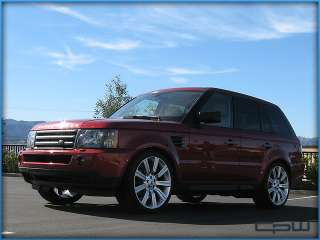 TIRES PACKAGE RANGE ROVER LAND ROVER LR4 SPORT SUPERCHARGED