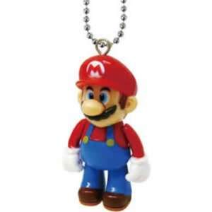 Super Mario Brothers Mascot Ball Chain (Mario) Toys & Games
