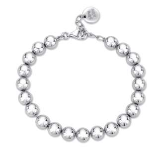 Bling Bling Bubble Bracelet   Platinum Plated 925 Silver Valentines