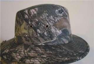 Mens Cov ver Fedora Mossy Oak Camo Hat Sizes: Medium/Large/X Large