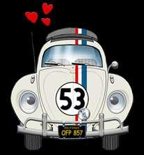 Johnny Lightning White Lightning Herbie The Love Bug