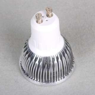 4x1W Gu10 High Power LED Spot Lamp Light Bulb 4W 110V 240V NEW