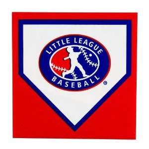 Party Destination Little League Baseball Napkins (16)