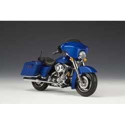 2007 Harley Davidson FLHX Blue Street Glide