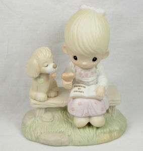 Precious Moments Loving is Sharing Figurine