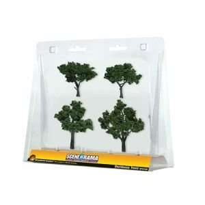 Woodland Scenics SP4150 Deciduous Trees: Toys & Games