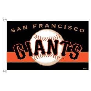 San Francisco Giants MLB 3x5 Banner Flag (36x60) Sports
