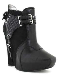 NEW SAM EDELMAN ZOE Women Leather Suede Buckle Ankle Boot Heel Bootie