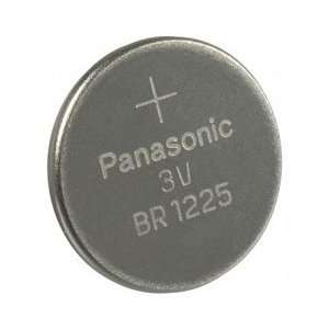 Panasonic CR1225 Lithium 3V Coin Cell Battery BR1225