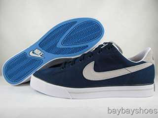 NIKE SWEET CLASSIC CANVAS BLUE/GRAY/WHITE MEN ALL SIZES