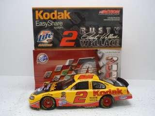 Rusty Wallace #2 Miller Lite Kodak Elvis 15 cars Die Cast L@@K