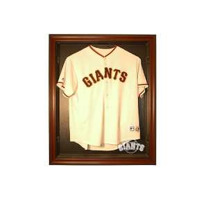 San Francisco Giants Cabinet Style Jersey Display