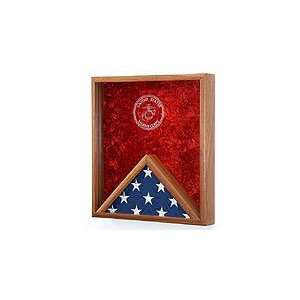 Marine Corps Flag & Medal Display Case: Everything Else