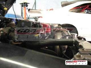 civic integra b16 b18 t3t4 gt35 top mount turbo kit
