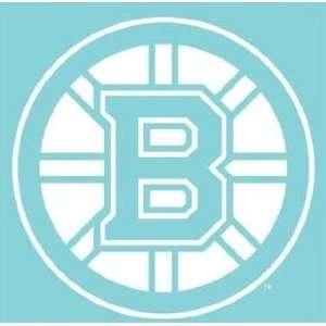 Boston Bruins Hockey NHL   8 WHITE   Vinyl Decal Window