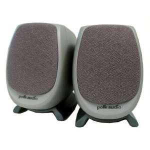 Hewlett Packard Polk Audio Speakers, Left & Right 2264098