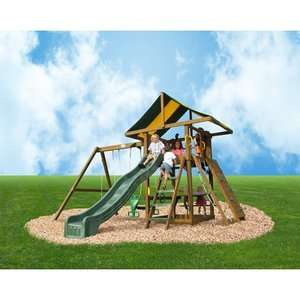Playtime Swing Sets Lincoln Swing Set Outdoor Play