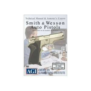 Smith & Wesson Auto Pistols Armorers Course: Movies & TV