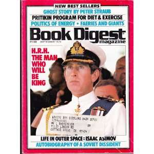 BOOK DIGEST MAGAZINE SEPTEMBER 1979 Books