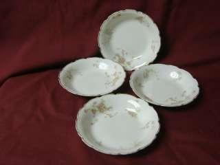 Johnson Brothers, China dinnerware Moss Rose Set 4 fruit bowl