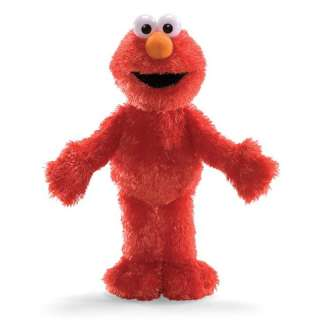 Sesame Street ELMO 13 Gund Plush New Stuffed Toy Red