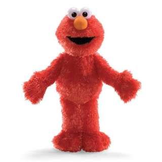 Sesame Street ELMO 13 Gund Plush New Stuffed Toy Red |