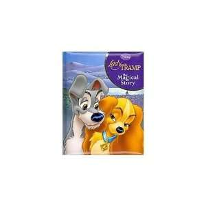 Debbie WeisssDisney Lady and the Tramp (Disney Padded Magical Story