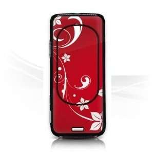 Design Skins for Nokia N73   Christmas Heart Design Folie