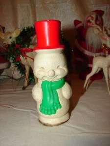 Vintage Lot Of 10+ Reindeer Santa Claus Christmas Figurine Decor