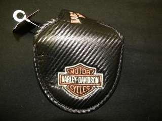 Harley Davidson Motorcycle Mallet Putter Headcover Harley Badge on