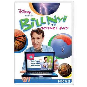 Bill Nye The Science Guy: Food Web: TV Shows