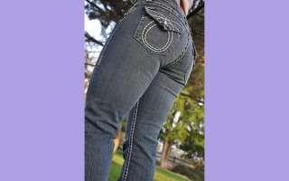 LA Idol jeans SZ 0 15 LIGHT BLUE white stitching BOOT CUT FAST