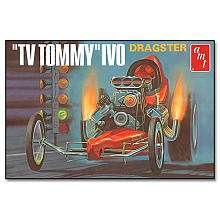 Ivo Front Engine Dragster Model Kit   Round 2 LLC   Toys R Us
