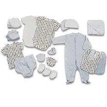Gerber 22 Piece Layette Set   Blue   Pacesetter   Babies R Us