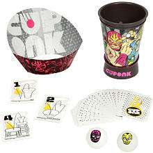 Cuponk Game   El Campeon   Pink   Hasbro