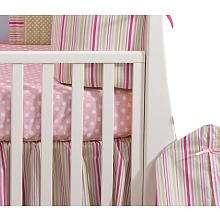 Lambs & Ivy Hello Kitty & Puppy Crib Sheet   Lambs & Ivy Bedtime